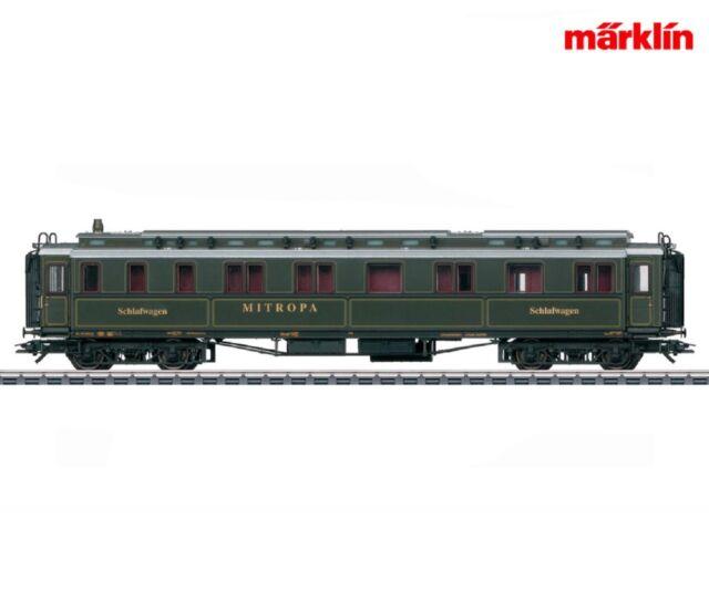 Märklin 42770 Salon-Schlafwagen MITROPA