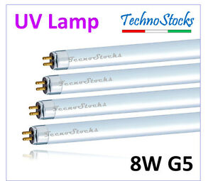 Lampada-Fluorescente-UV-Neon-UVA-Bromografo-PCB-Lamp-8W-G5-Exposure-Machine