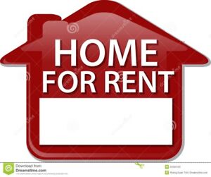 LOOKING FOR HOME FOR RENT