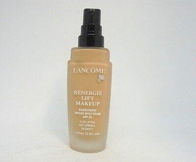 Lancome Renergie Lift Makeup Spf 20 ~ 320 Clair 25 w ~ 1 oz (Lift Makeup)