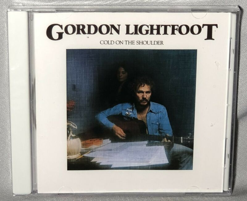 Cd Gordon Lightfoot Cold On The Shoulder New Mint Sealed