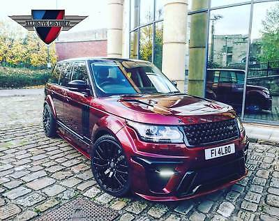Range Rover Vogue Wide Full Body Kit 2000 - 2017 L405 Conversion