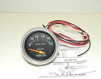 Auto Meter 3637 Sport Comp II Electric Water Temperature gauge