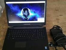 Alienware M17x laptop i7-4710mq CPU 16 G RAM 1T Hybrid Hard drive Bendigo 3550 Bendigo City Preview