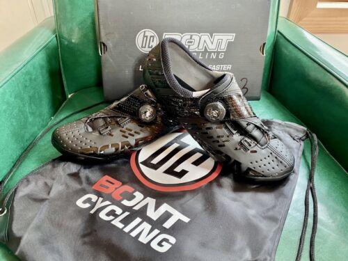 Bont Helix Cycling Shoes Size 43