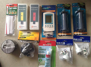 Grow Tent and Various Hydroponic Equipment Greenslopes Brisbane South West Preview