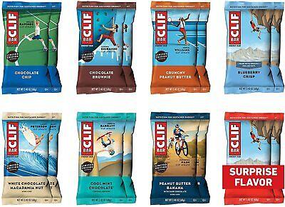 Energy Bars - Best Sellers Variety Pack - (2.4 Ounce Protein Bars, 16 (Best Protein Energy Bars)