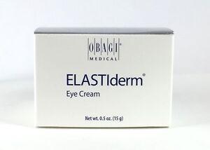 Obagi Elastiderm Eye Cream, 0.5 oz - New, 100% Authentic