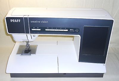 Швейная машина PFAFF Creative Vision Computerized
