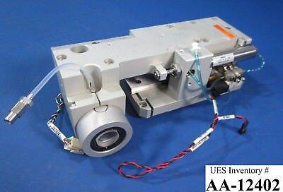 Kla Tencor 0025040 001 Pneumatic Actuator Rev  Ac Kla Ait Uv Used Working