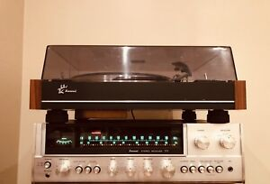 Sansui SR 313 turntable & Sansui 771 stereo receive