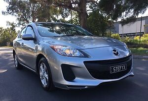 2013 MAZDA 3 SEDAN ***OPEN TO OFFERS*** Williamstown Hobsons Bay Area Preview