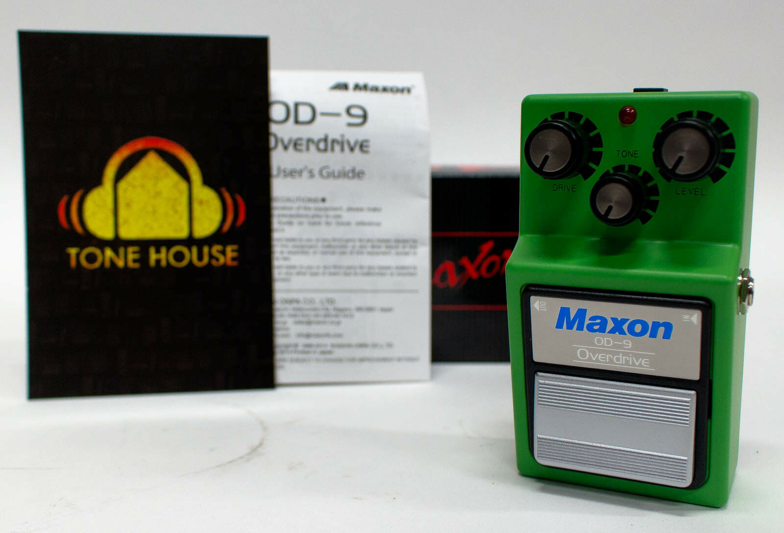 Maxon Nine Series OD9
