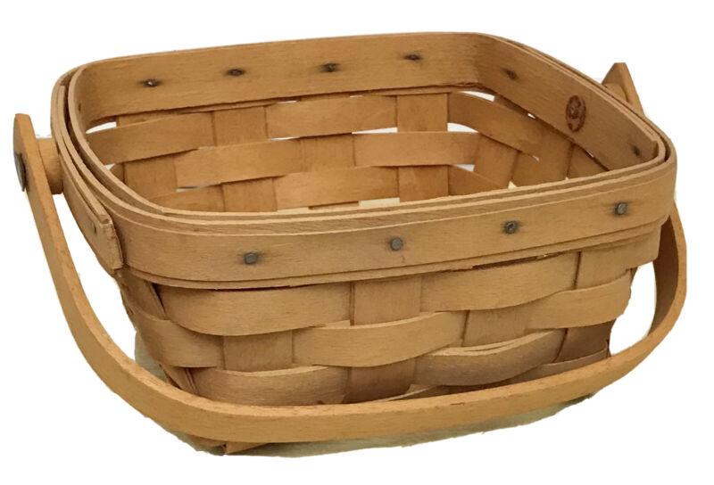 Longaberger Small Berry Basket 1997