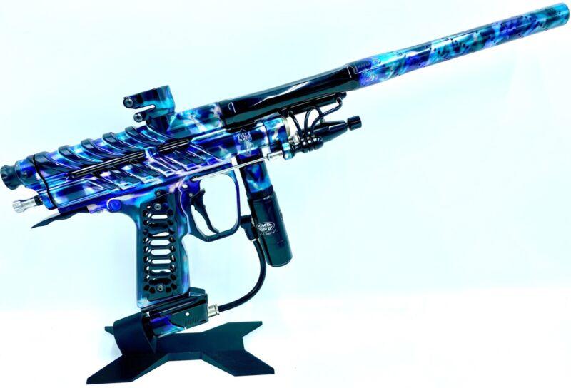 Paintball Gun Display Stand- Black