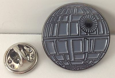 DEATH STAR - Star Wars Movie, Comic & TV Series - UK Imported Enamel Pin
