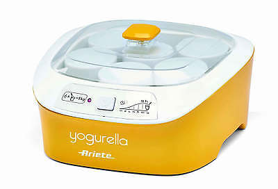 Yogurtiera elettrica 6 vasetti Ariete 626 Yogurella yogurt maker 1 litro - Rotex