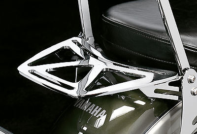 LUGGAGE RACK for KAWASAKI VN900 CLASSIC Highway Hawk Sissy Bar/Backrest 525-0031