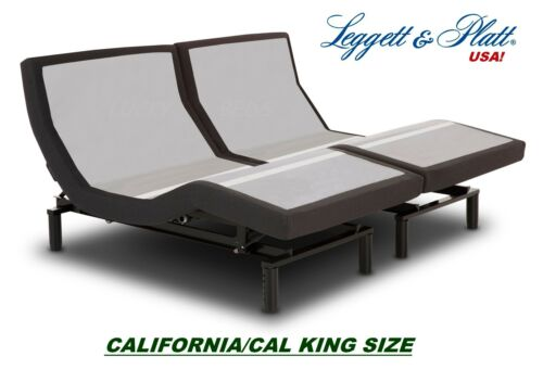 California Or Dual/split Cal King Prodigy 2.0 Leggett And Platt Adjustable Bed