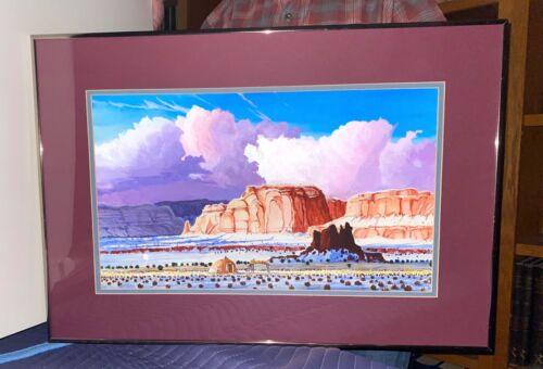 Robert Draper Original Painting