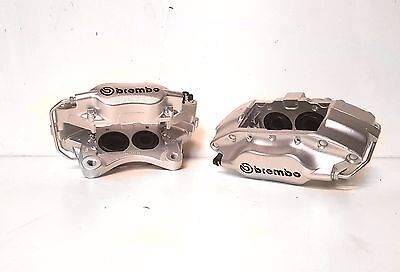 Ford Focus RS MK1 Remanufactured 4 Pot Front Brembo Brake Calipers