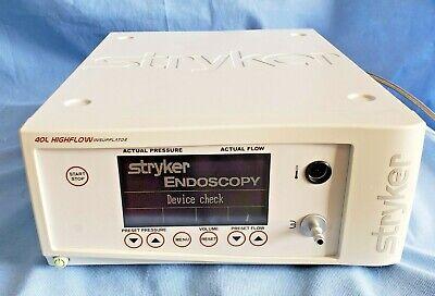 Stryker 620-040-504 40 Liter High Flow Insufflatortested Excellent Condition
