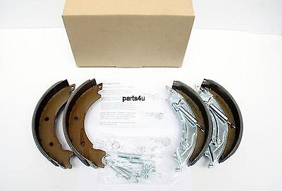 Bremsbackensatz für Knott, Nieper 200x50mm 20-2425/1, BPW 2005-5, Bremsbacken