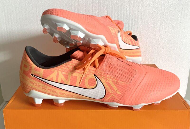 NWB Nike Men's Phantom Venom Pro FG Soccer Cleats Mango Size 12 Retail $120