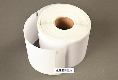 30857 Labels 12 Rolls Dymo 4xl Printers Compatible Name Badge Postage White