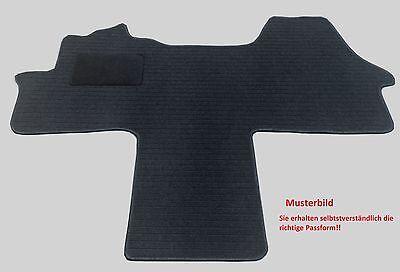 Fahrerhaus Teppich Fußmatte Autoteppich für Fiat Ducato 230 geräuschehemmend