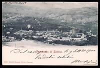 Bobbio Piacenza Cartolina Panorama Fp Vg 1900 Fratelli Bernardi Editori -  - ebay.it