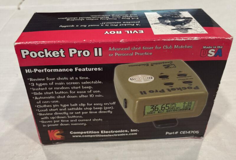 Competition Electronics Pocket Pro 2 - CEI-4705