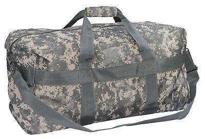 US Army Airforce Bag Sporttasche Reisetasche wasserabweisend 57l ACU Digital  Digitale Reise-tasche