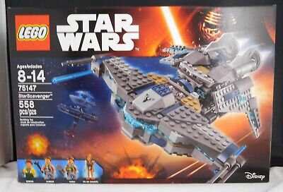 LEGO Star Wars StarScavenger 75147 - Freemaker Adventures Brand New - Retired!
