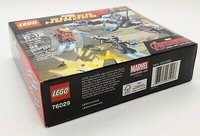 LEGO Marvel Super Heroes Avengers 76029 Iron Man vs Ultron Sealed