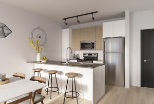 1 Month FREE - Condo Style Apartments Downtown Montreal - Studio