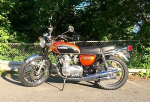 Honda CB550K parts for up to 1976