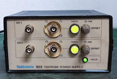 12671 Tektronix Tekprobe Power Supply 1103