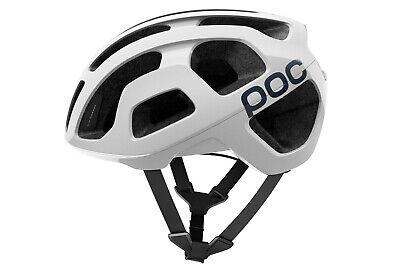 POC Octal Raceday Casque Vélo VTT Taille M (54-60cm) Blanc Hydrogen White