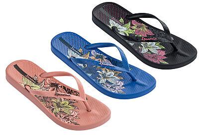 Ipanema - Ladies Anatomica Temas 21 Beach/Pool Summer Thong Flip Flops