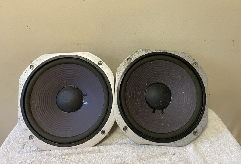 2 Yamaha NS-690 ll Speaker Woofers Read The Description Before You Buy