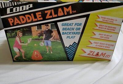 COOP Paddle Ball Zlam backyard fun beach -