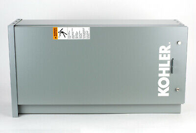 Kohler Rxt-jfnc-0100b-qs3 Ats Transfer Switch 100 Amp 16 Load Center Nema 3r