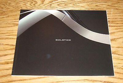Original 2006 Pontiac Solstice Deluxe Color Sales Brochure 06