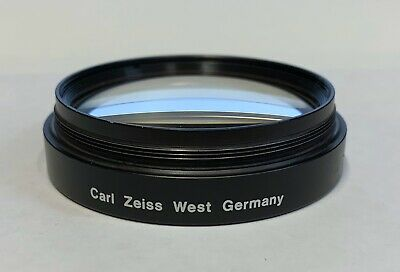 Zeiss 300m T Opmi Surgical Microscope Objective Lens 60mm Thread