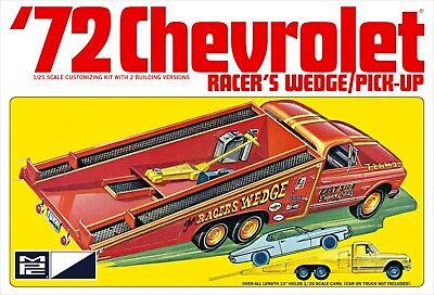 MPC 885 F/S 1972 CHEVROLET RACER'S WEDGE/PICKUP MODEL KIT