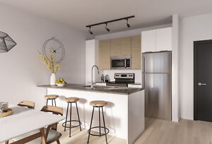 2 1/2 - Condo Apartments Downtown Montreal - 1Month FREE