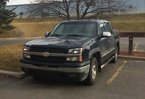 2006 Chevrolet Avalanche LS 4x4