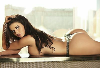 Abigail Ratchford Glossy 8X10 Photo Picture Celebrity Print  2