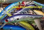 BIGBASSBAITS CUSTOM FISHING LURES